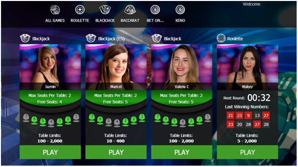 Play bitcoin casino card game online